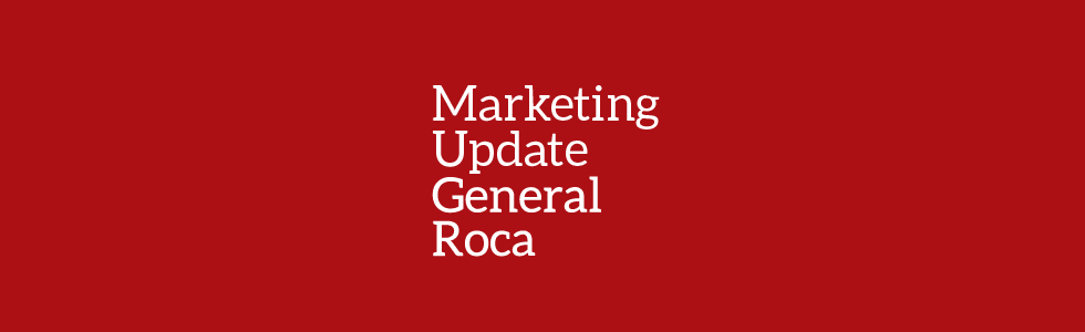 Marketing Update General Rocaq